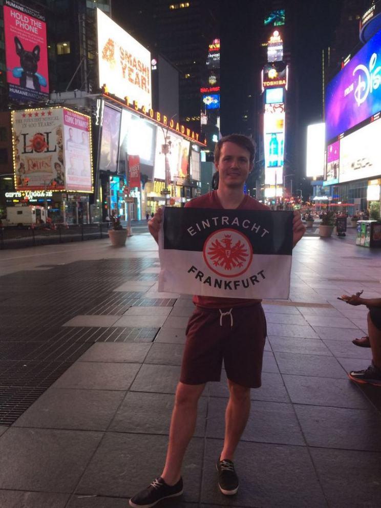 Bedu Mark to New York