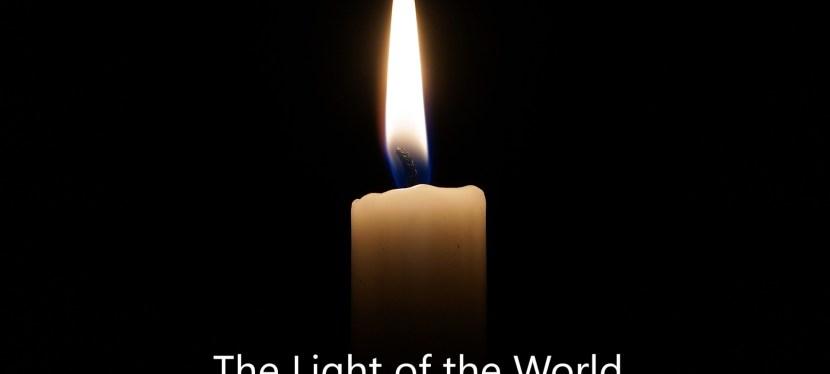 The Light of the World (John 8:12)