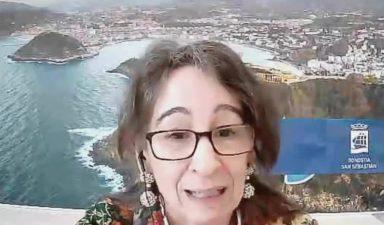 La concejala de ecología de San Sebastián, Marisol Garmendia. EFE