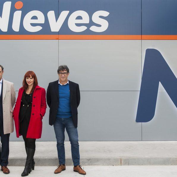 De Grupo Petronieves a Grupo Nieves, una familia de energías Autor: Josep María