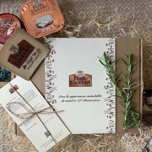 Kit de cata quesos Flor de Esgueva y chocolates Utopick Autor: Flor de Esgueva