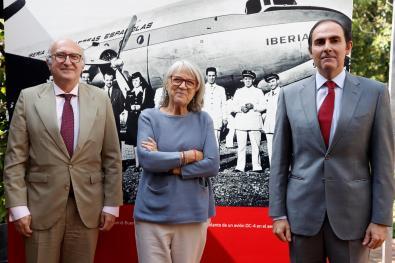 Iberia y EFE