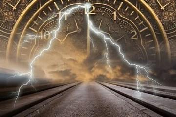 Cambiar el pasado: la máquina del tiempo