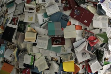 Libretas y papeles