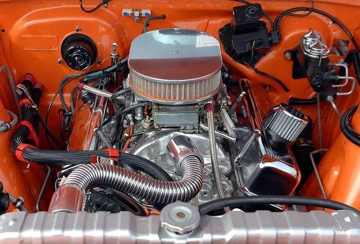 Motor automóvil