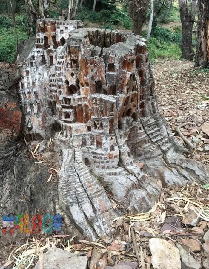 Escultura Manuel Ledesma