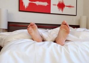 Método para quedarse dormido en menos de 2 minutos