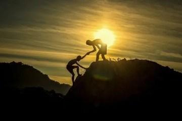 Un mentor te ayuda a llegar a la cima