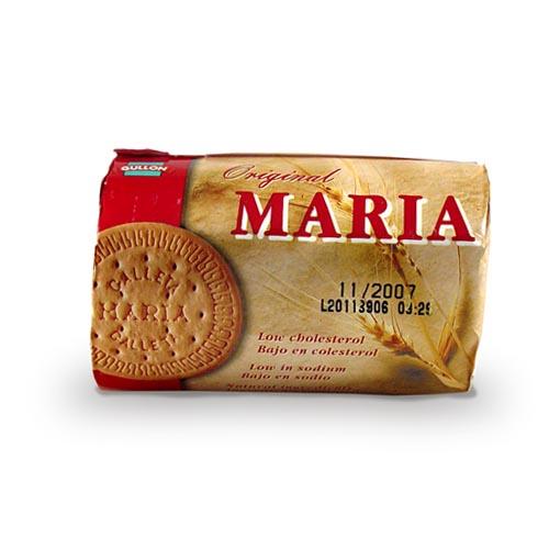 Las galletas maria de Nestlé