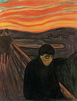 """Desespero"", 1893-4"