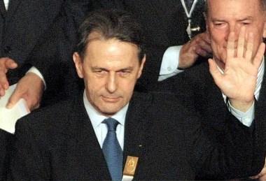 Rogge foi eleito em dois turnos