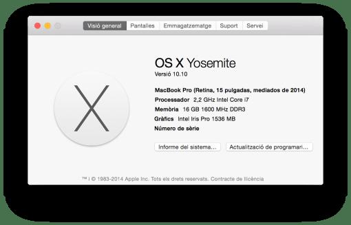 MacBookProRetina:15:i7-2,2GHz:16GB:256GB