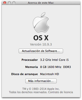 iMac27:i5-3.2GHz:8GB:1TB