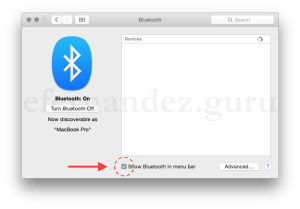 bluetooth-menu-activar