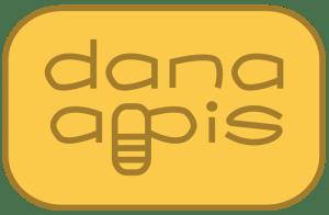 diseño logotipo para dana-apis