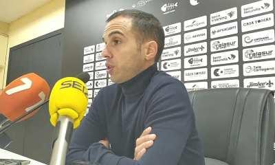 Borja Jiménez post partido Girona