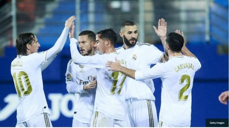 VIDEO: Real Madrid Vs Eibar 4-0 LA Liga 2019 Goals Highlight Mp4 3Gp HD Video Download