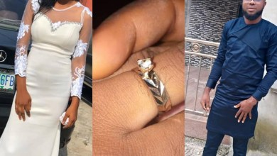 Exclusive update: The Nigerian man who was stopped by a pastor from proposing to his girlfriend inside a church, speaks