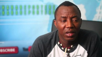Sowore was said to have been denying any relationship with Boko Haram, IPOB, and other outlawed groups in Nigeria. [Punch]