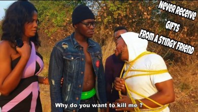 VIDEO: Xploit Comedy - Never Receive Gifts From A Stingy Man Mp4 Download