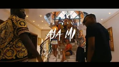 VIDEO: Olakira - Aya Mi Mp4 Download