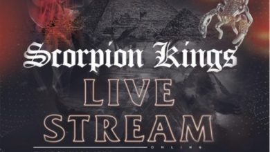 April 2020: Scorpion Kings Live Stream Mix 2 - Kabza De Small & DJ Maphorisa Mp3 Audio Download