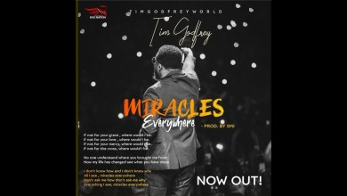 Tim Godfrey - Miracles Everywhere Mp3 Audio Download