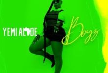 Yemi Alade - Boyz Mp3 Audio Download