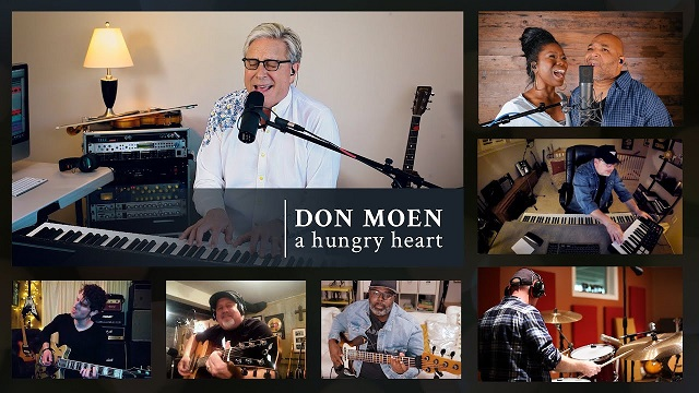 Don Moen A Hungry Heart Video