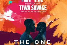 "Efya – ""The One"" ft. Tiwa Savage"