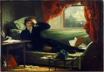 'Tadeusz Kosciuszko' Benjamin West (1797) Allen Memorial Art Museum