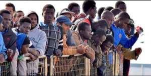 Tragödie im Mittelmeer EFFAT fordert eine EU-weite effektive Lösung, um Leben zu retten und ihre Sektoren vor Sozialdumping und Ausbeutung zu schützen