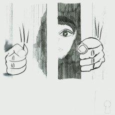 prigione da copertina