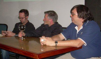 whurley, Don Jarrell, Chris Boyd