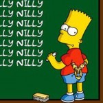 Bart (Simpson) suggests penance for #MuBARTek debacle
