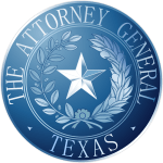 Official seal of the Office of the Attorney General of Texas