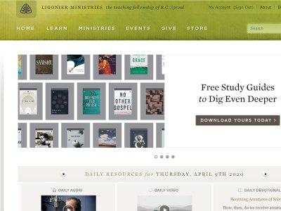Ligonier Ministries Free Study Guides