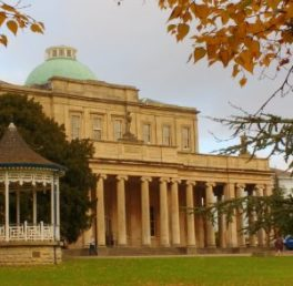 your appointment will take place in the beautiful town of Cheltenham