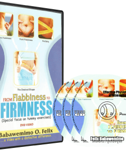 FROM FLABBINESS TO FIRMNESS (DVD)