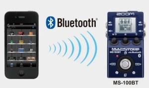 【MS-100BT】エフェクトをアプリで購入!ワイヤレスでエフェクターへ!