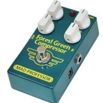 【MAD PROFESSOR】New Forest Green Compressorのレビューや仕様
