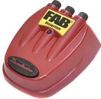 【DANELECTRO】FAB DISTORTION D-1のレビューや仕様