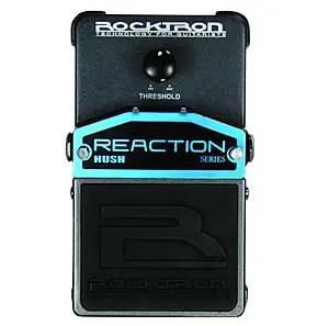 【ROCKTRON】Reaction Hushのレビューや仕様