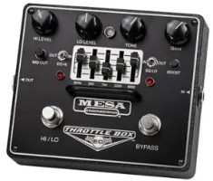 【MESA BOOGIE】THROTTLE BOX EQのレビューや仕様