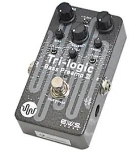 【EWS】Tri-logic Bass Preamp 3のレビューや仕様