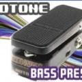 【サウンドハウス】HOTONEの「BASS PRESS」限定特価!ベース専用ワウ!