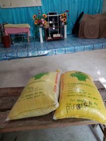 100 Kilos of Rice