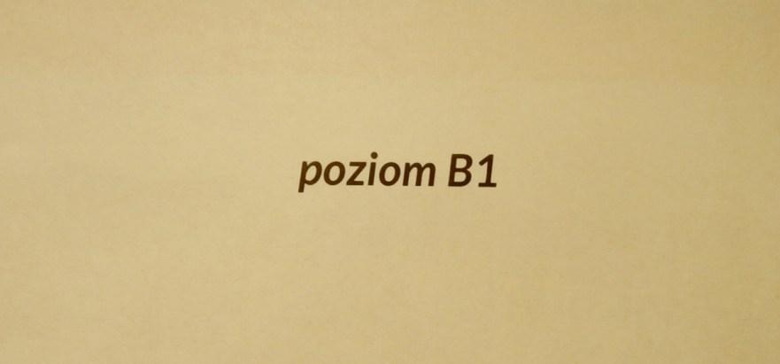 poziom b1 cefr
