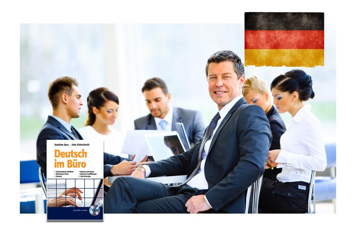 niemiecki umiejętności biznesowe