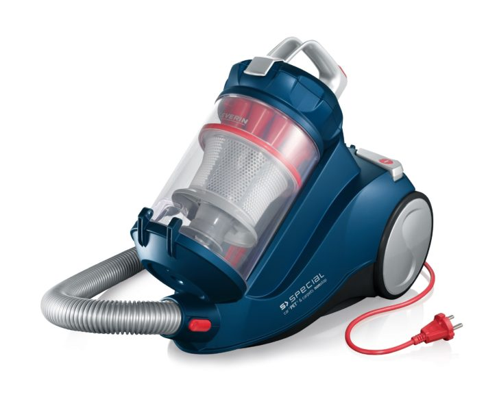 Severin S-Special Bagless Vacuum Cleaner